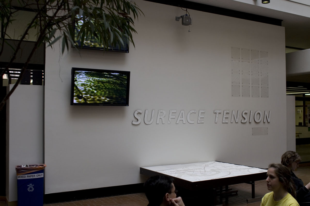 Surface Tension Exhibit