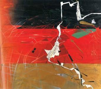 'The Dead Zone', Zaha Hadid