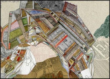 Blueprint, Nigel Peake